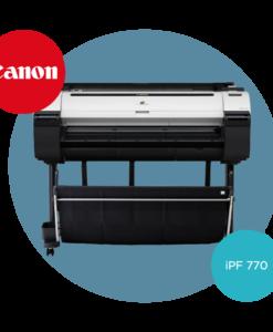 Ploter CANON iPF 770