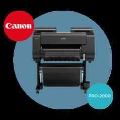 ploter canon pro 2000