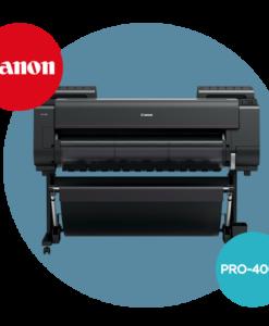 Ploter CANON Pro 4000