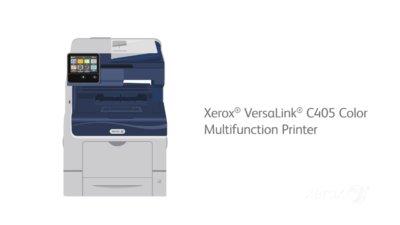 Xerox® VersaLink® C405