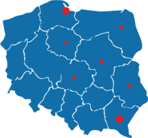 Polska-oddziały