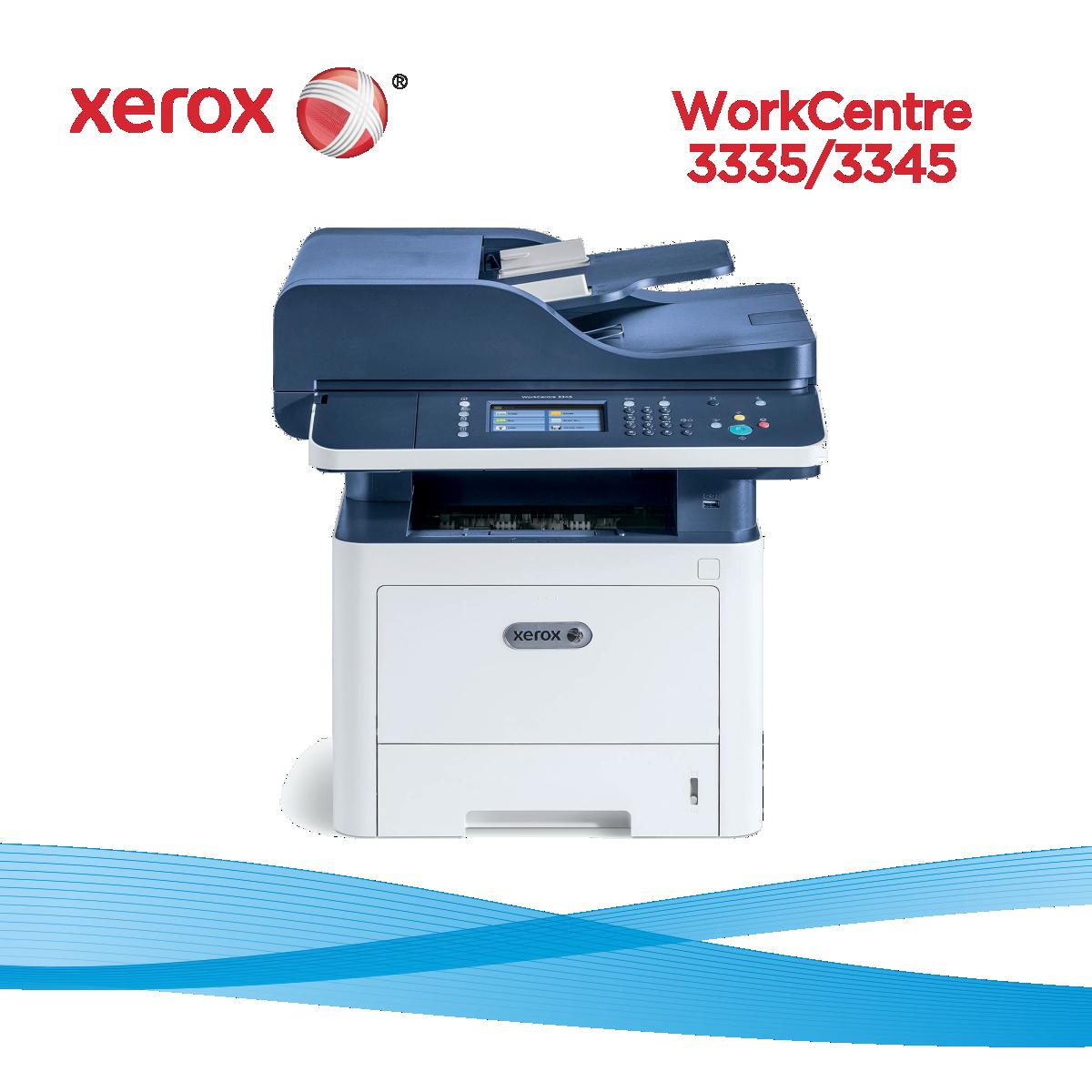 Kserokopiarka XEROX WC3345