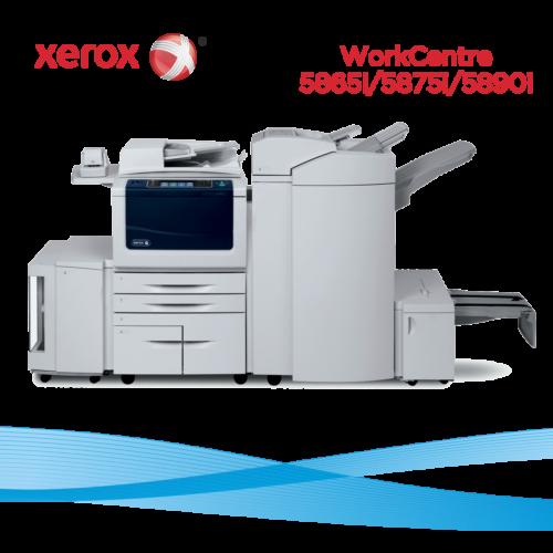 Kserokopiarka XEROX WC5800