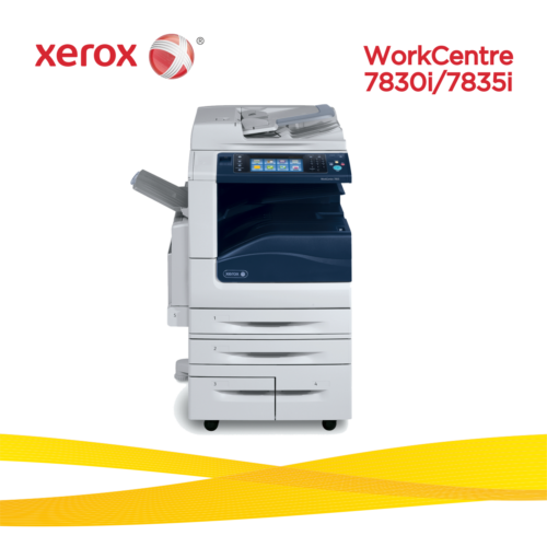 Kserokopiarka XEROX WC7830 7835