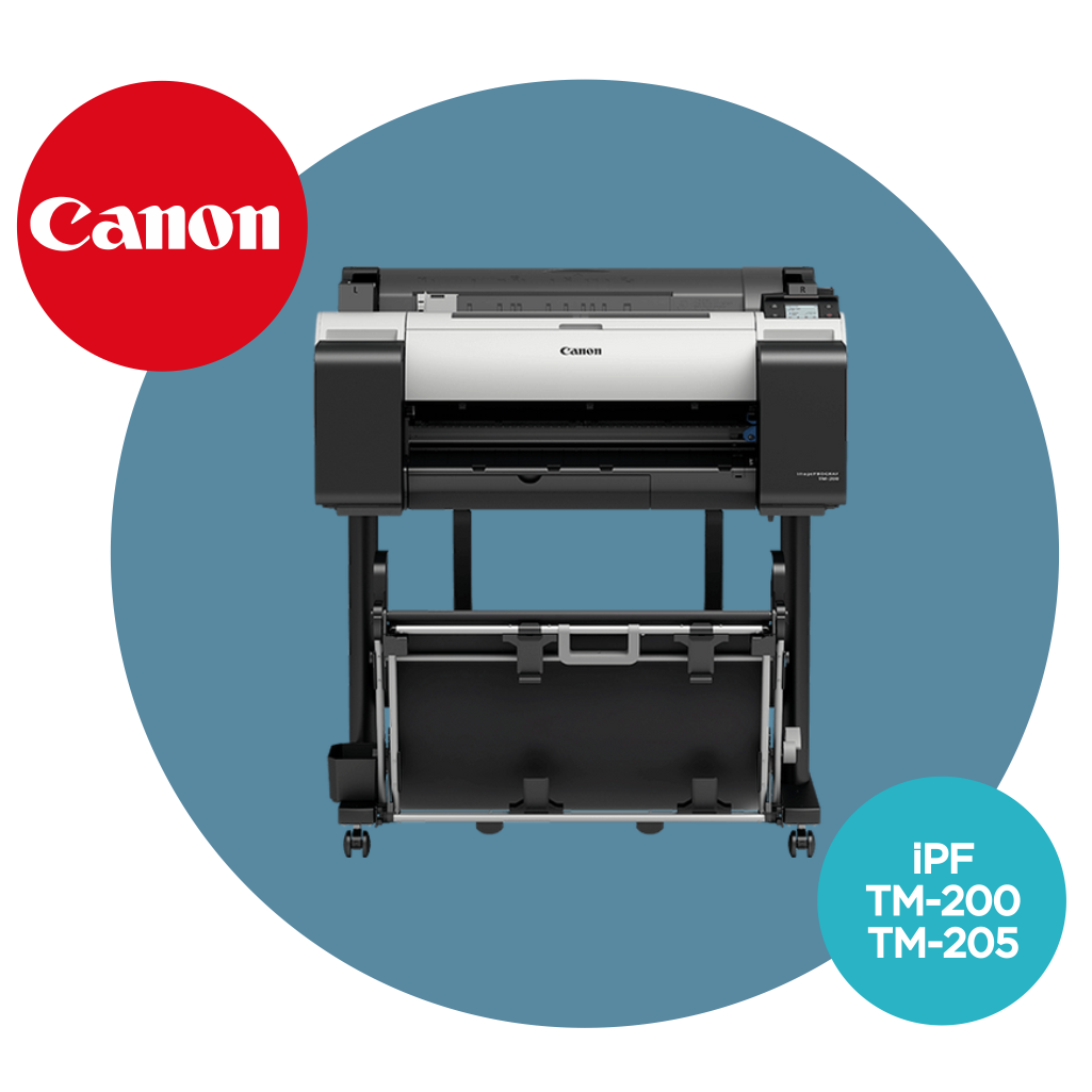 Ploter CANON iPF TM-200