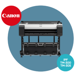 Ploter CANON iPF TM-300