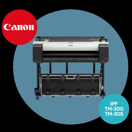 Ploter CANON iPF TM-300