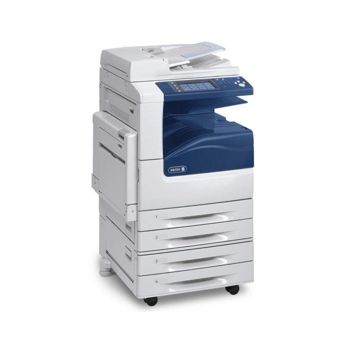 Kserokopiarka XEROX 7835 bok