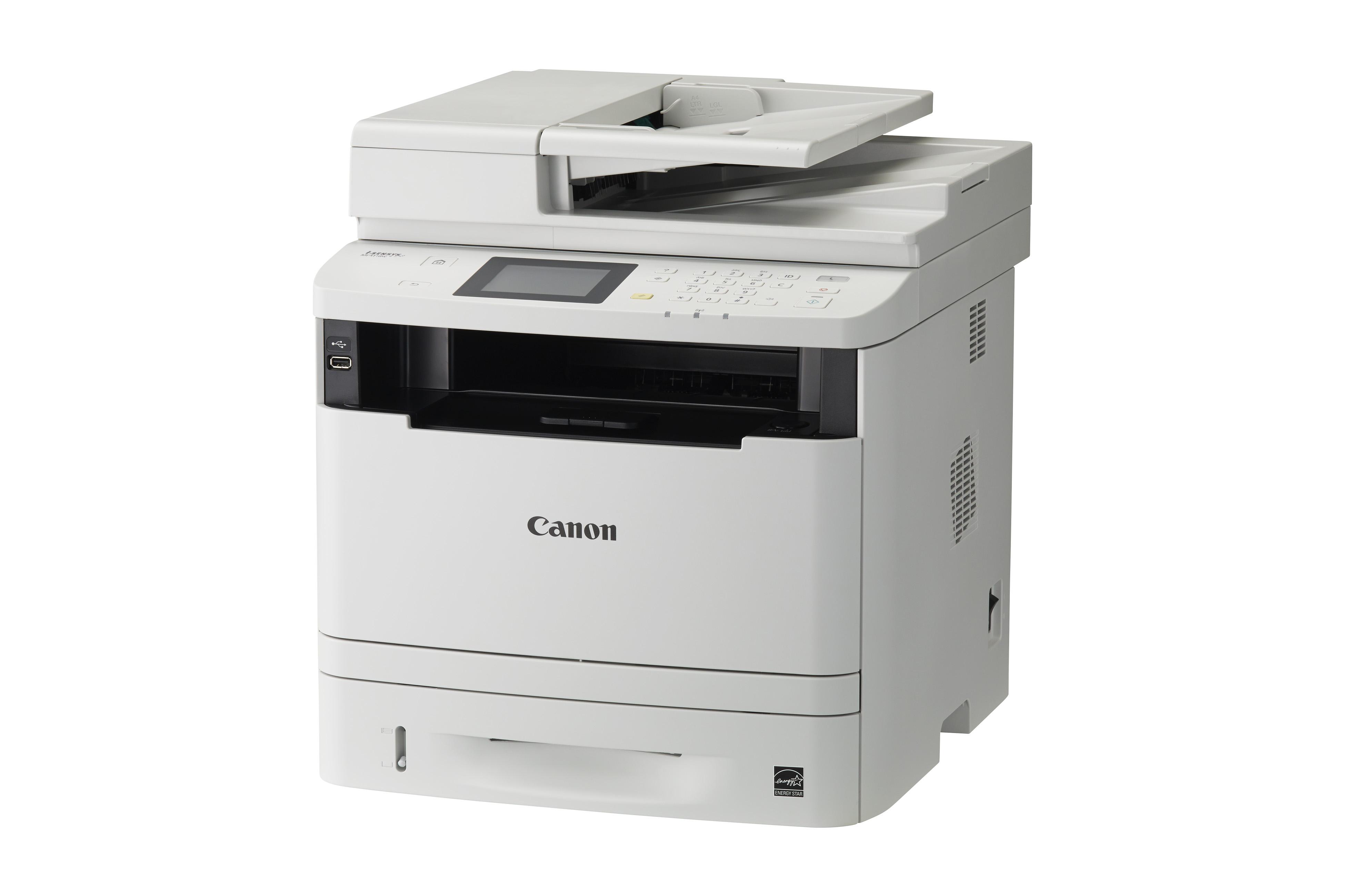 Kserokopiarka Canon i-sensys MF411dw bok