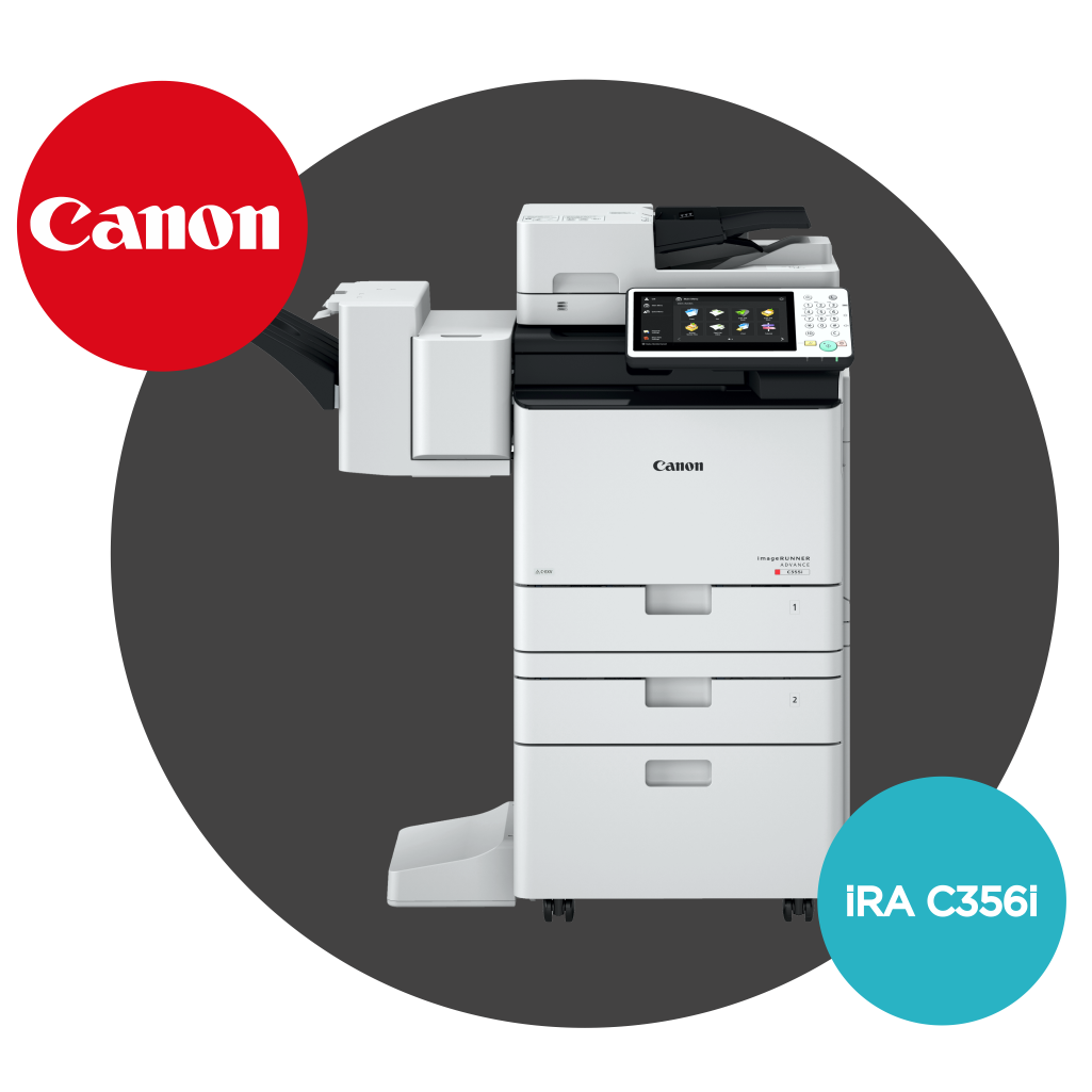 Kserokopiarka CANON iRAC356i