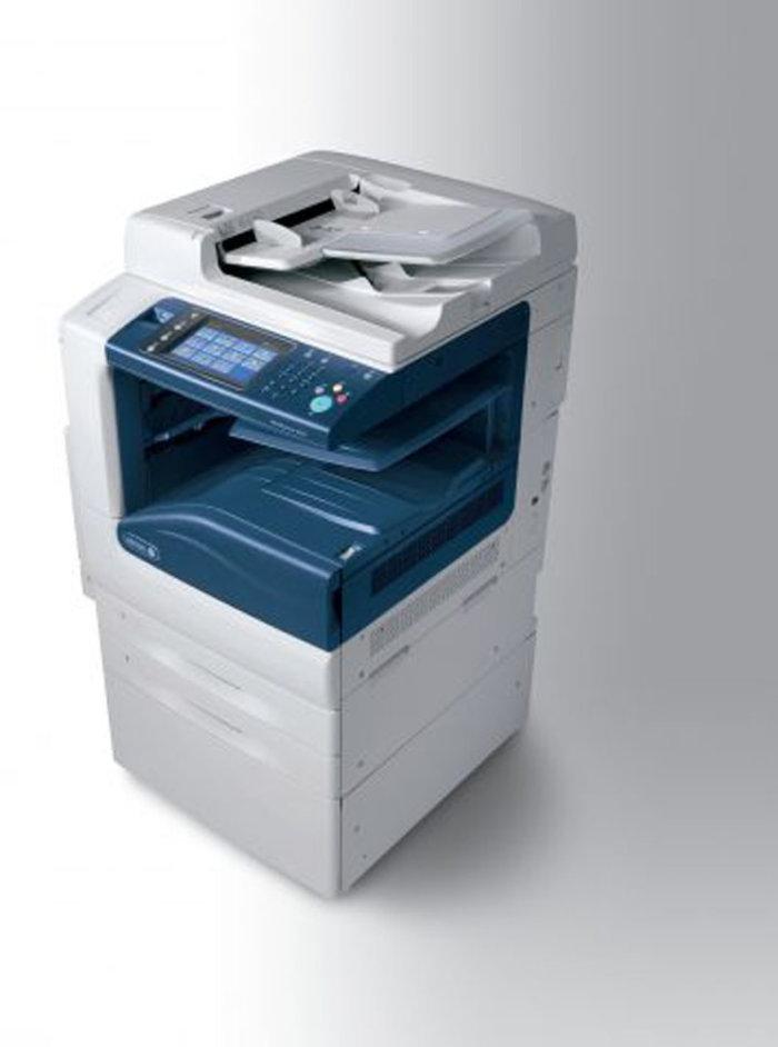 Kserokopiarka XEROX 5330 bok