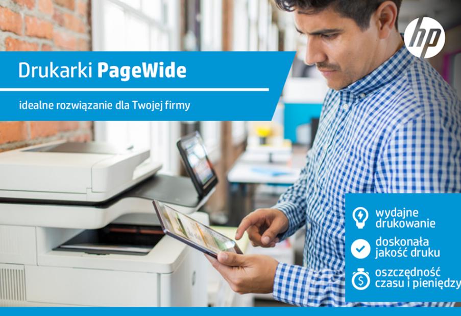 Drukarki HP PageWide