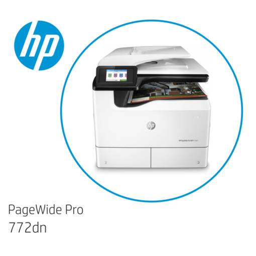 HP 772dn