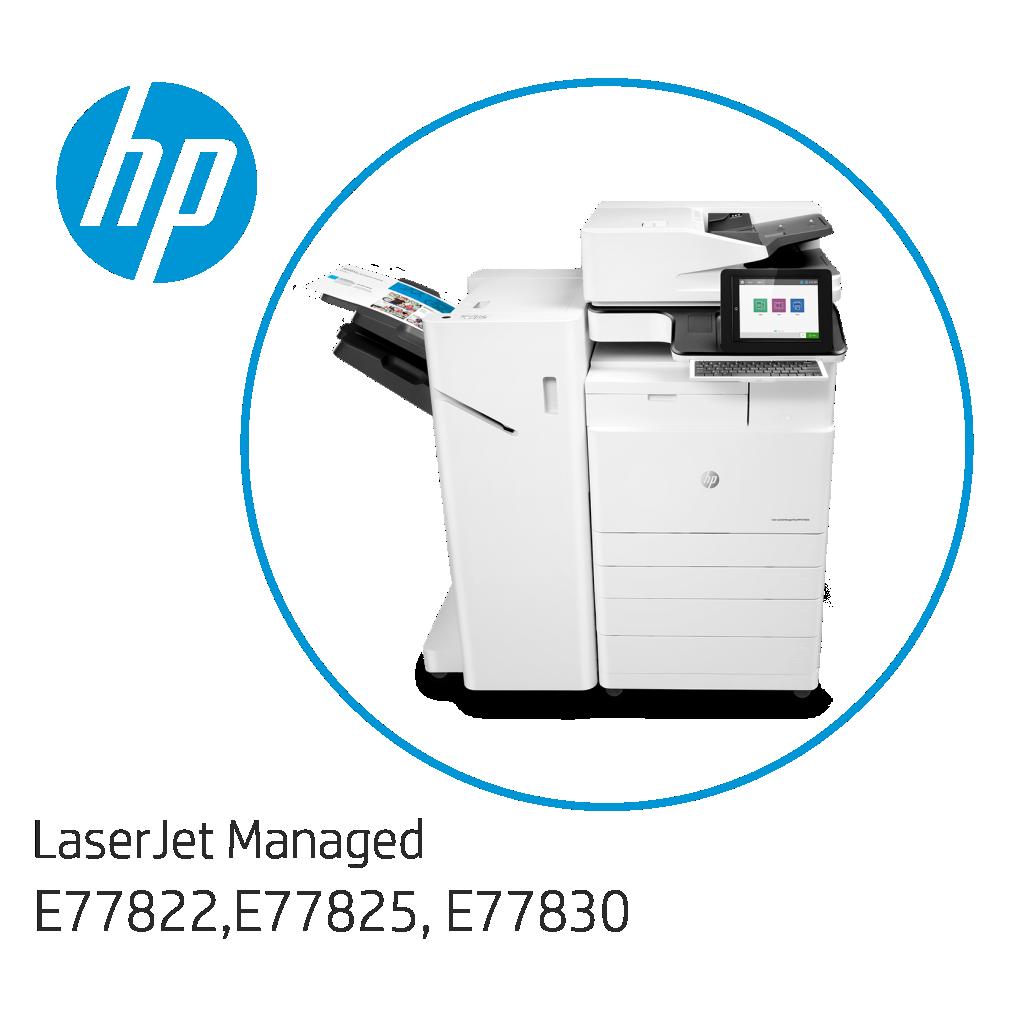 HP LJM E77822