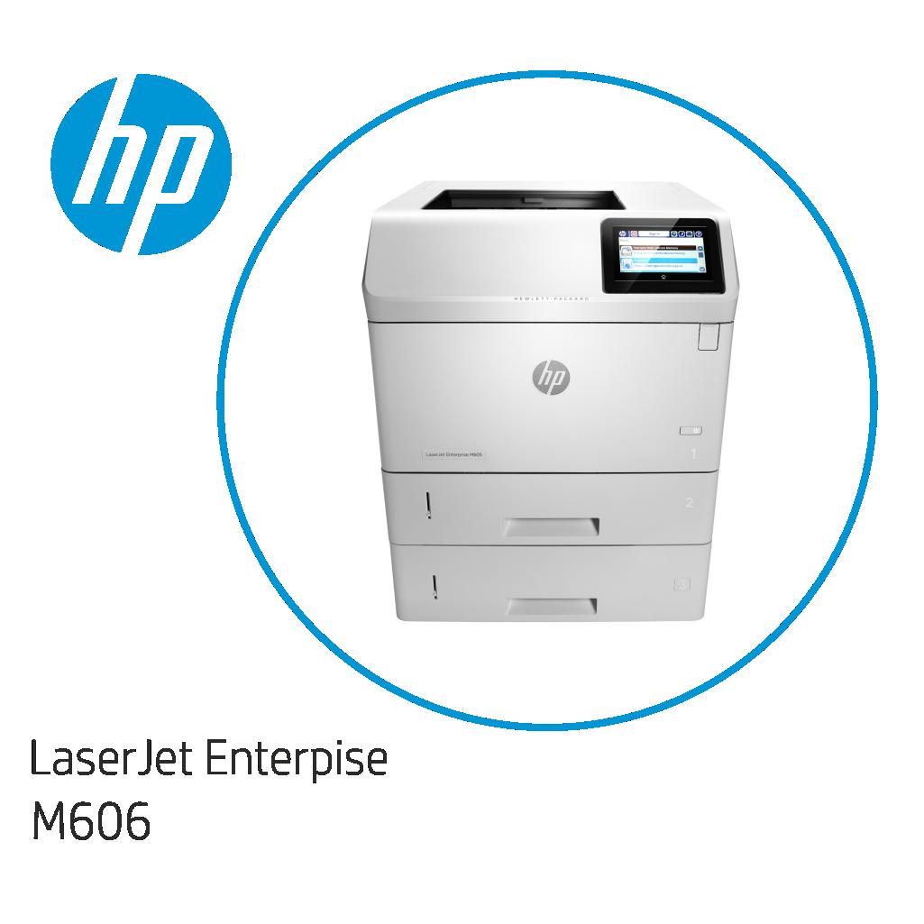 HP M606