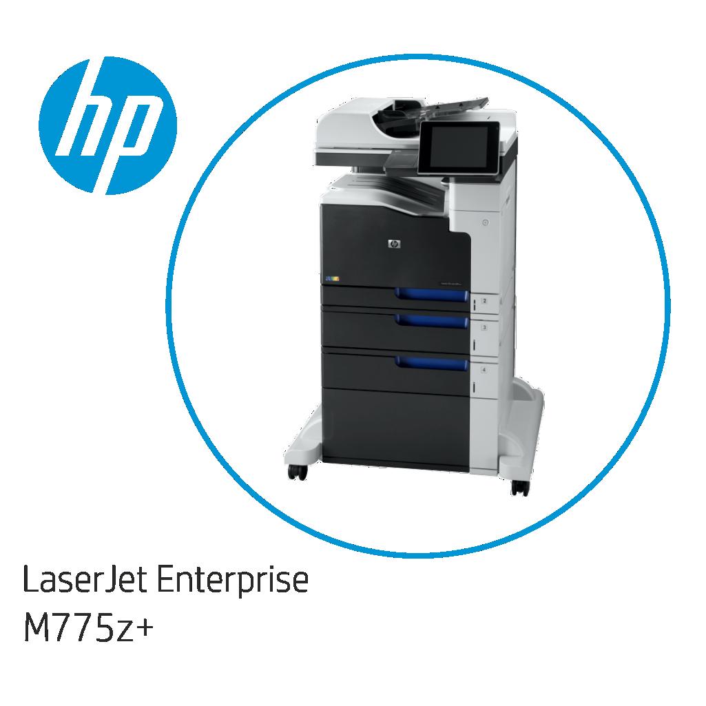 HP M775z+