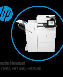 HP LJM E87640