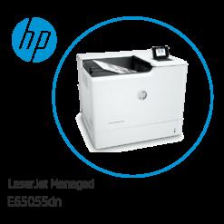 Drukarka HP LJM E65055dn