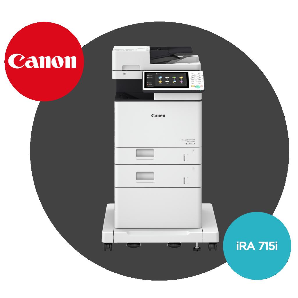 Kserokopiarka CANON iRA715i