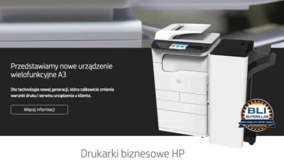 Urządzenia wielofunkcyjne HP