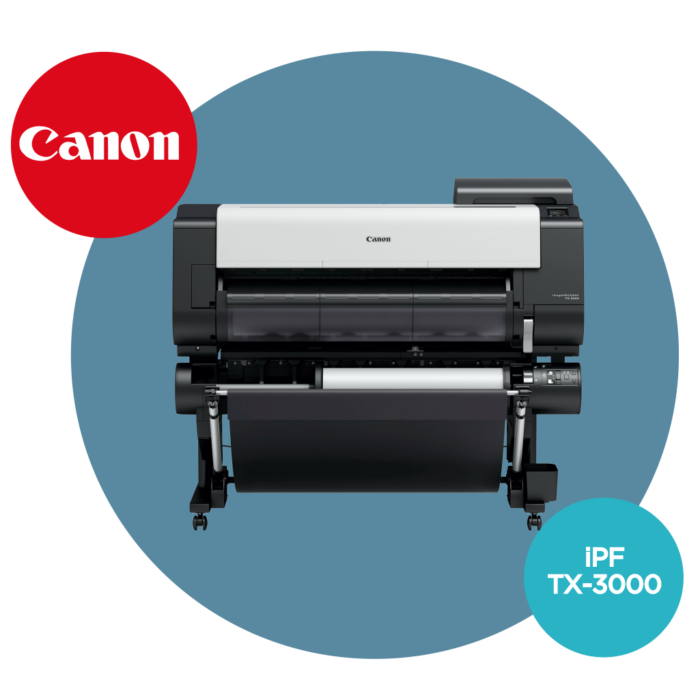 Ploter CANON TX-3000