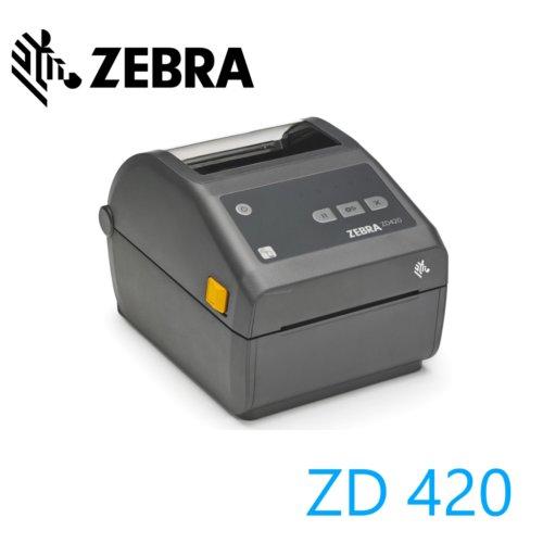 Drukarka Etykiet ZEBRA ZD420