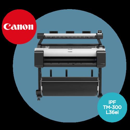 Ploter CANON iPF TM-300 L36ei